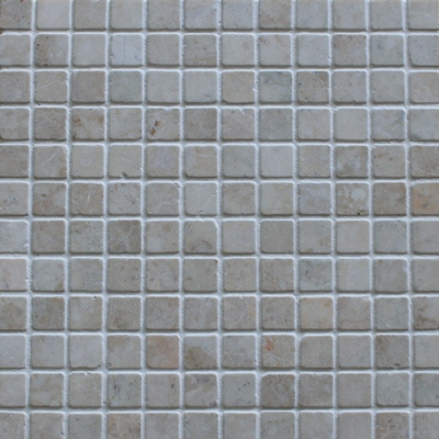 Mozaïek tegel Marmer Beige 2,3×2,3