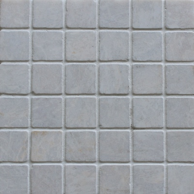 Mozaïek tegel Marmer Wit 4,8×4,8