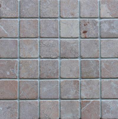 Mozaïek tegel Marmer Rood 4,8×4,8