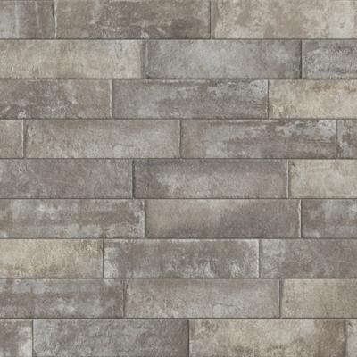 Keramische tegel Erm Brick Grey