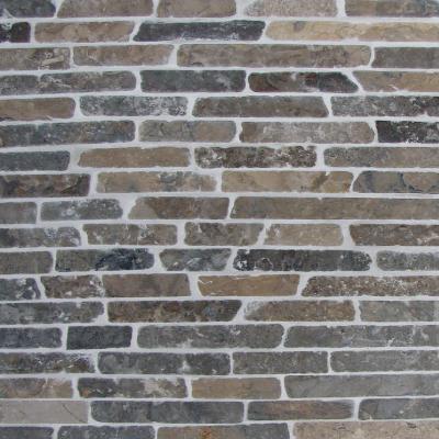 Mozaïek tegel Muri Torino Grey