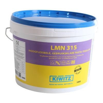 Lijm 315 Pastalijm klein- middelformaat tegels 16 kg