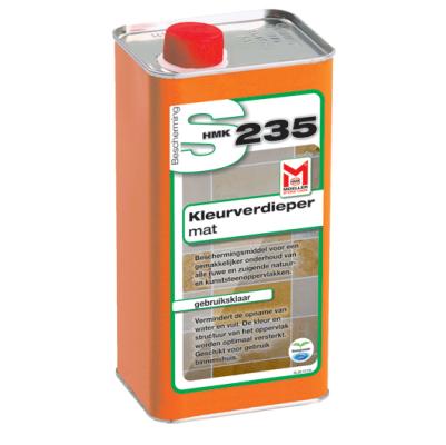 S35  impregneer kleurverdiepend mat 1 liter