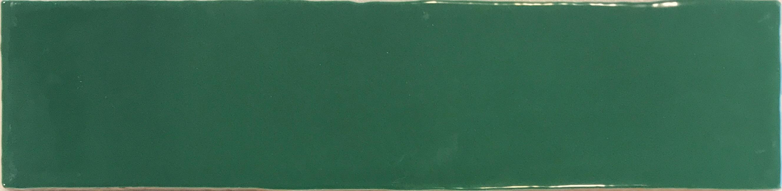 Vintage wandtegel Linea Verde glans