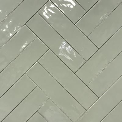 Wandtegel Linea Menta Verde 7,5x30