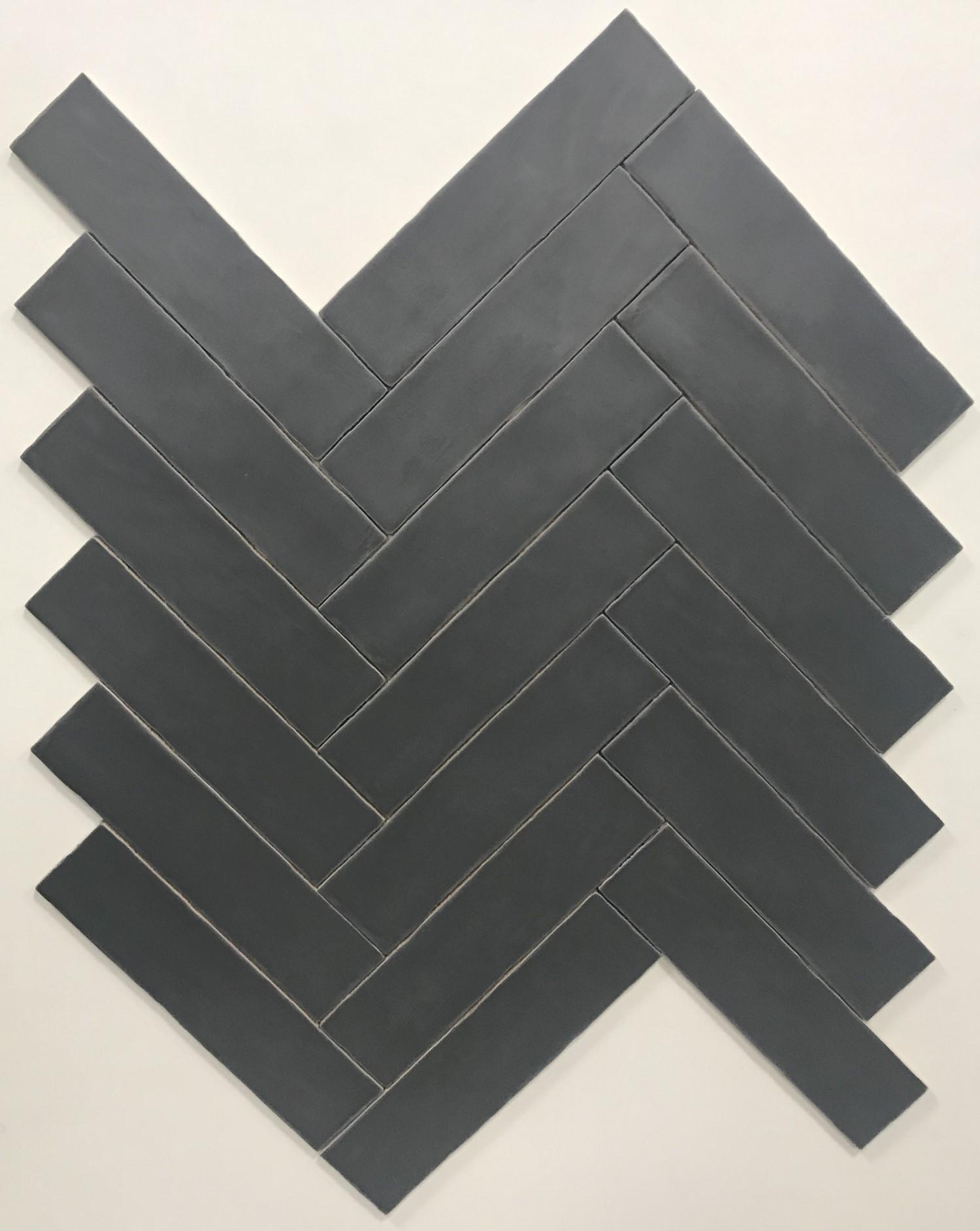 Wandtegel Linea Ardesia mat 7,5x30