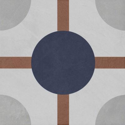 Vintage tegel Quadra Decor 6
